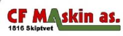 Logo CF Maskin as